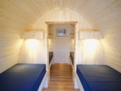 Cherry Hill Park - 4 person glamping pod