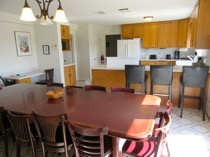 Cherry Hill Park Rental House Interior
